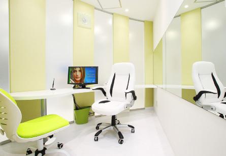 Consultation room A