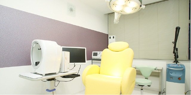 Treatment room B