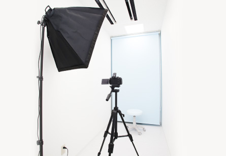 写真撮影室